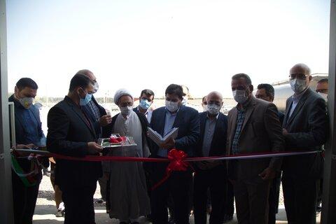 افتتاح فاز اول پروژه بزرگ دامپروری