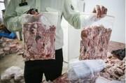 کشف ۸۰ کیلو گوشت غیربهداشتی از یک فروشگاه در رشت