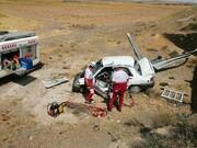 ۶۰ درصد تصادفهای فوتی قم در محورهای فرعی رخ داده است