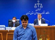 روحالله زم به حکم اعدامش اعتراض کرد