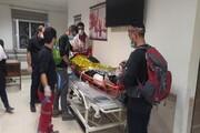 نجات کوهنورد آسیبدیده در سبلان پس از ۱۰ ساعت تلاش