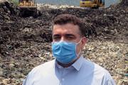تلاش برای توقف جدال دشت زباله با طبیعت آستارا