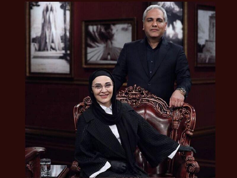 مهران مدیری - رویا نونهالی