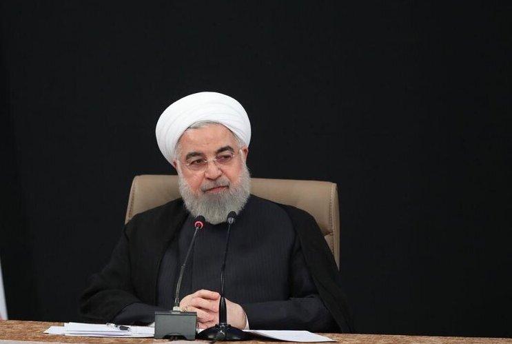واکنش روحانی به فرمایشات رهبر انقلاب درباره ارتباط قوا با یکدیگر