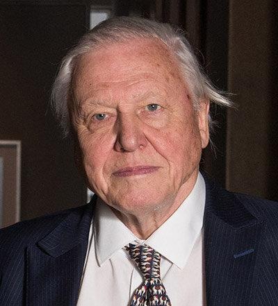 Sir David Frederick Attenborough