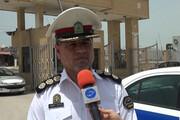 موتورسواران یک پای ۸۵ درصد تصادفهای فوتی در بوشهر هستند