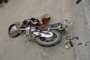مرگ موتورسوار ۱۵ ساله یزدی در برخورد با تیر چراغ برق