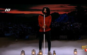 فیلم | آوازِ شگفتانگیزِ جوان بختیاری در «عصر جدید»