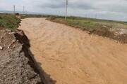 سیل به بورالان ماکو خسارت زد