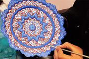 خرید میناکاری اصفهان از فروشگاه صنایع دستی بازار مینا