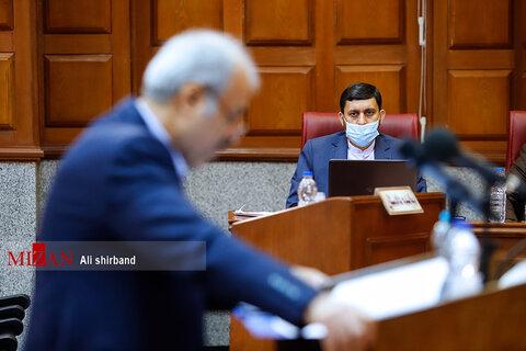 تصاویر دهمین جلسه  دادگاه  باند طبری