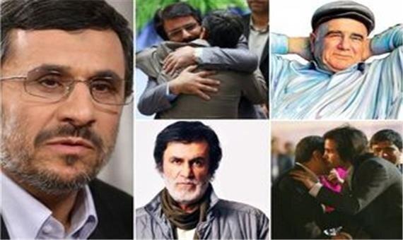 پاسخهای همیشگی احمدینژاد | چرا مصاحبه کننده از «خس و خاشاک» نپرسید؟