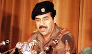 جمله کمتر شنیده شده از صدام درباره ایران