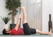 حرکت کششی پاها به پیشگیری از بیماریهای قلبی و دیابت کمک میکند