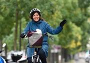 مأموریت خانم شهردار؛ دوچرخه به جای خودرو