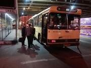 وضعیت فعالیت خطوط شبانه اتوبوسرانی پایتخت اعلام شد