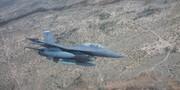 پنجمین سقوط جنگندههای آمریکایی در دو ماه | انفجار F۱۶ در پایگاه نیومکزیکو