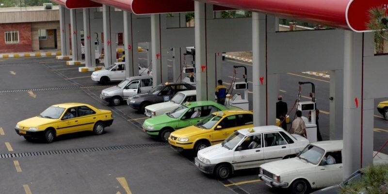 خودرو گازسوز - سیانجی - CNG