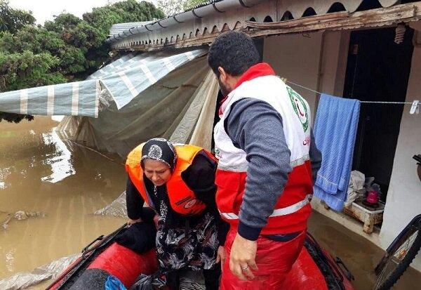 امدادرسانی به سیل زدگان