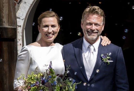 مراسم عروسی نخستوزیر دانمارک
