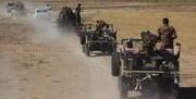 جزئیات پاکسازی ۶۰ کیلومتر در نزدیکی مرز ایران | انهدام مخفیگاهها و کارگاههای ساخت کمربند انتحاری داعش