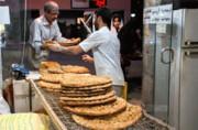 توزیع ۲۰ تُن آرد ترمیمی برای جلوگیری از تجمع مردم در چالدران