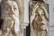 نسلکشی در سربرنیتسا    این نقاشیها از جنایتی پرده برمیدارند