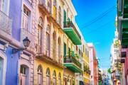 سیری در شهرهای رنگی جهان با ساختمانهای پاستلی خیرهکننده | رنگها چطور نشاط بصری را به شهرها میآورند؟