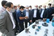 افتتاح مجتمع آزمایشگاهی شهرک علمی تحقیقاتی اصفهان با حضور ستاری
