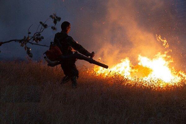 مهار آتشسوزی