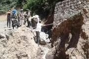 فیلم | تلفات دام و تخریب خانههای نیچکوه | سیلبندی که شش ماه دوام نداشت