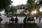 بوستان دانشجو در احاطه آسیبها