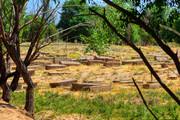 تصاویر   سنگقبرهای منحصر به فرد گورستان ۲۰۰ ساله ارامنه
