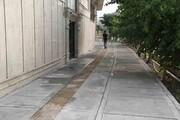 ایجاد مسیر دوچرخه در خیابانهای نبرد و احدی