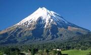 ویدئو |  تا حالا قله دماوند را از بالا دیدهاید؟