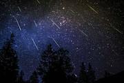 ویدئو | امشب آسمان شهابباران میشود | اوج بارش دلتای دلوی