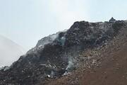 ورود دستگاه قضایی و رفع مشکل سایت پسماند زباله در آزادشهر گلستان