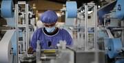 راهاندازی واحد تولید ماسک صنعتی در کردستان | روزانه ۱۳۰ هزار ماسک تولید میشود