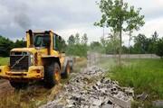 رفع تصرف ۳۷ هزار مترمربع از اراضی ملی فیروزکوه