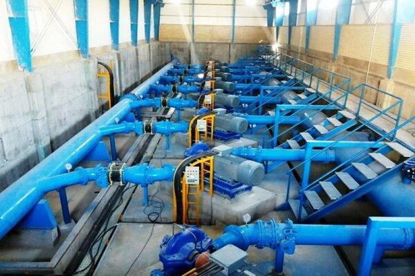 تاسیسات برداشت آب زیر زمینی