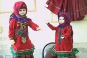قدمت عروسکهای سنتی رامیان از ماتریوشکای روسی بیشتر است