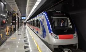 سرویسدهی خط ۳ مترو تهران ایمنتر شد