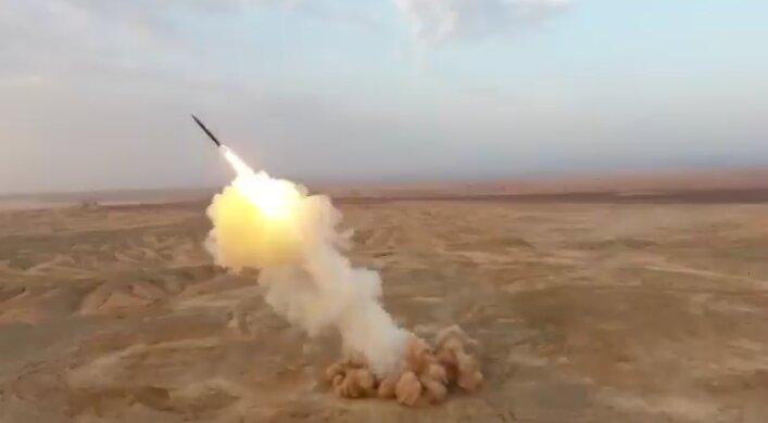 شلیک موشک های بالستیک از اعماق زمین