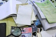 جاعل ۲۰ میلیارد ریالی بیمهنامه خودرو در مرند دستگیر شد