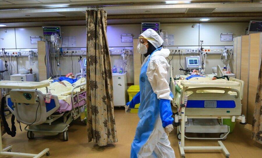بیمارستان ـ کرونا