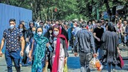 نمودارهای هولناک کرونا در ایران | جانباختگان ۸۲ درصد زیاد شدند؛ مبتلایان ۷۲ درصد