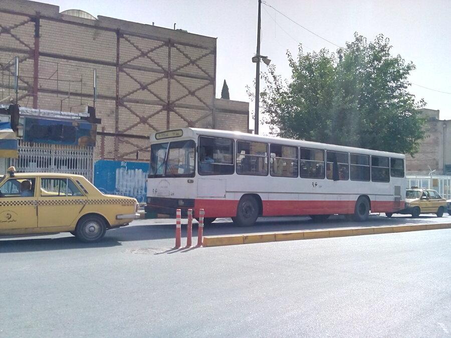 اتوبوسرانی شیراز