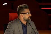 ویدئو | واکنش احسان علیخانی به ظاهر متفاوت یکی از داورها