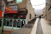نمایش آثار باستانی و قدیمی سولقان در بام دهیاری