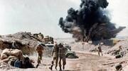 آخرین گلوله شیمیایی عراق کجای ایران نشست؟